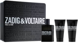 Zadig & Voltaire This Is Him! set cadou I.