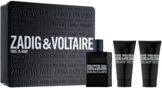 Zadig & Voltaire This Is Him! подаръчен комплект I.