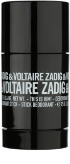 Zadig & Voltaire This Is Him! део-стик за мъже 75 гр.