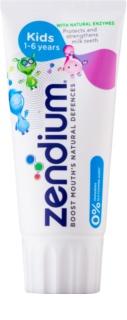 Zendium Kids zobna pasta za otroke