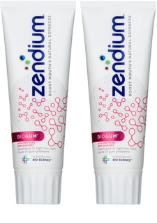 Zendium BioGum Complex Protection Toothpaste Double