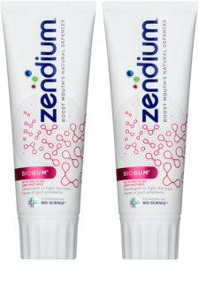 Zendium BioGum pasta do kompletnej ochrony zębów podwójne
