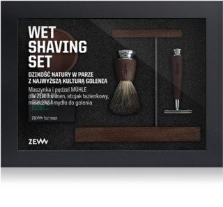 Zew For Men lote cosmético IX.
