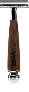 Zew For Men rasoir pour lames de rasoir traditionnelles