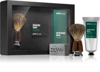 Zew For Men σετ ξυρίσματος (για άντρες)