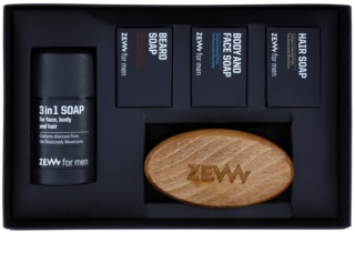 Zew For Men Kosmetik-Set  I.