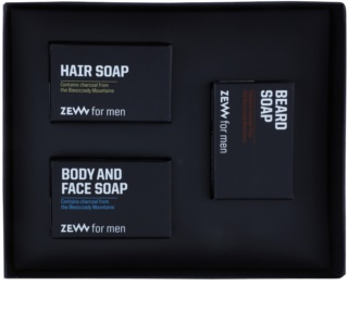 Zew For Men kit di cosmetici IV.