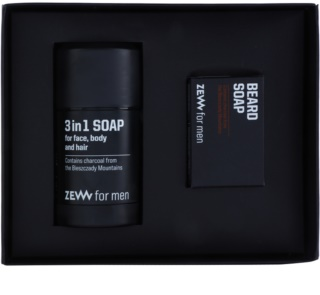 Zew For Men Kosmetik-Set  VI.