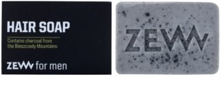 Zew For Men Natural Bar Soap for Hair