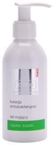 Ziaja Med Antibacterial Care gel nettoyant pour peaux grasses et à problèmes