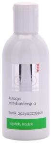 Ziaja Med Antibacterial Care lotion tonique pour peaux grasses et à problèmes
