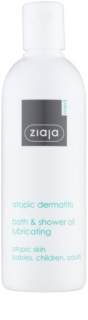 Ziaja Med Atopic Dermatitis Care Shower and Bath Oil for Atopic Skin in Children and Adults