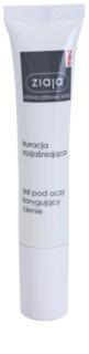Ziaja Med Eye Care gel pentru ochi impotriva cearcanelor