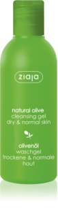 Ziaja Natural Olive Cleansing Gel With Olive Extract