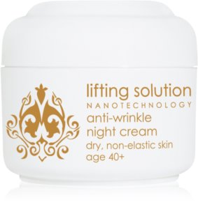 Ziaja Lifting Solution Firming Anti-Wrinkle Night Cream  40+