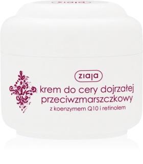 Ziaja Basic Care ráncellenes nappali krém koenzim Q10
