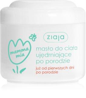 Ziaja Mamma Mia συσφικτικό βούτυρο σώματος για γυναίκες μετά τον τοκετό