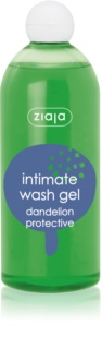Ziaja Intimate Wash Gel Herbal védő gél intim higiéniára