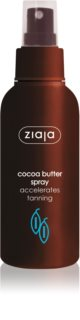 Ziaja Cocoa Butter Body Spray To Accelerate Tan