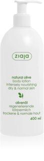 Ziaja Natural Olive lait corporel à l'extrait d'olives