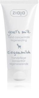 Ziaja Goat's Milk crème régénérante mains pour peaux sèches à très sèches