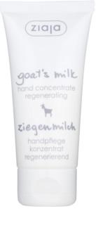 Ziaja Goat's Milk regenerierende Handcreme für trockene und sehr trockene Haut