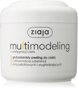 Ziaja Multimodeling Smoothing Body Scrub to Treat Cellulite