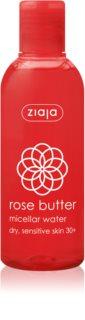 Ziaja Rose Butter micelarna voda za suho in občutljivo kožo