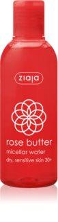 Ziaja Rose Butter Micellar Water for Dry and Sensitive Skin