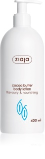 Ziaja Cocoa Butter Nourishing Body Milk with Cocoa Butter
