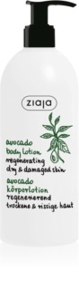 Ziaja Avocado Regenerating Body Milk