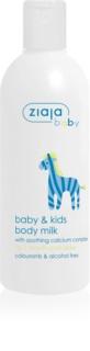 Ziaja Baby telové mlieko pre deti a batoľatá od 1. mesiaca