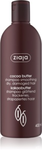 Ziaja Cocoa Butter Nourishing Shampoo with Cocoa Butter