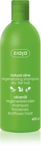 Ziaja Natural Olive Regenerating Shampoo for All Hair Types