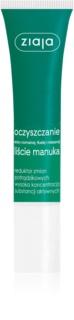 Ziaja Manuka Tree Purifying vyhladzujúci denný a nočný krém proti akné