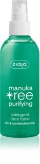Ziaja Manuka Tree Purifying Tonic  voor Gemengde en Vette Huid