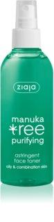 Ziaja Manuka Tree Purifying tonik do skóry tłustej i mieszanej