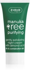 Ziaja Manuka Tree Purifying Exfoliating Night Cream To Treat Acne