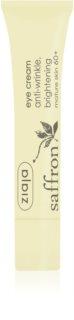 Ziaja Saffron роз'яснюючий крем проти зморшок для шкіри навколо очей