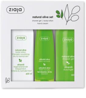 Ziaja Natural Olive kozmetická sada I.