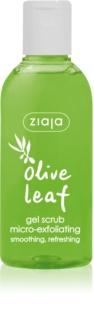 Ziaja Olive Leaf gel exfoliant