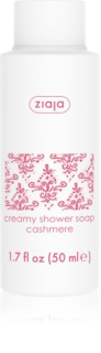 Ziaja Cashmere Creamy Shower Soap