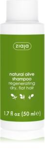 Ziaja Natural Olive відновлюючий шампунь для сухого волосся