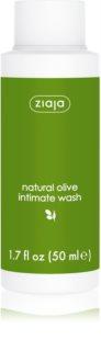Ziaja Natural Olive гел за интимна хигиена