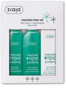 Ziaja Manuka Tree Purifying kozmetični set I.