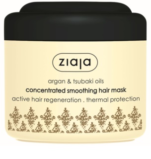 Ziaja Argan Oil Smoothing Mask for Dry and Damaged Hair