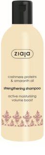 Ziaja Cashmere shampoing fortifiant