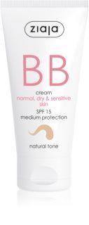 Ziaja BB Cream BB Cream for Normal to Dry Skin