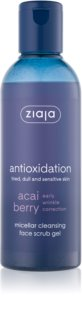 Ziaja Acai Berry Cleansing Micellar Gel with Exfoliating Effect