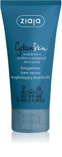 Ziaja Gdan Skin Night Cream With Collagen